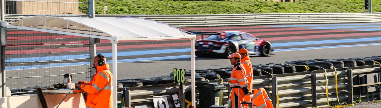 Commissaires Circuit Paul Ricard